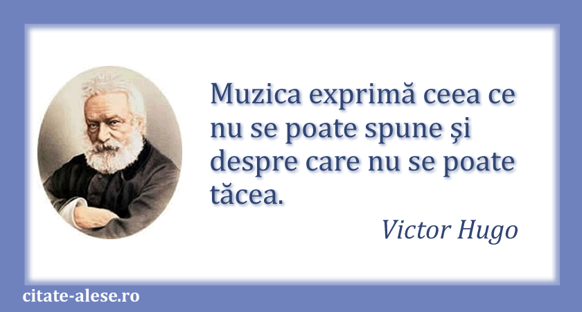 Victor Hugo, citate 02