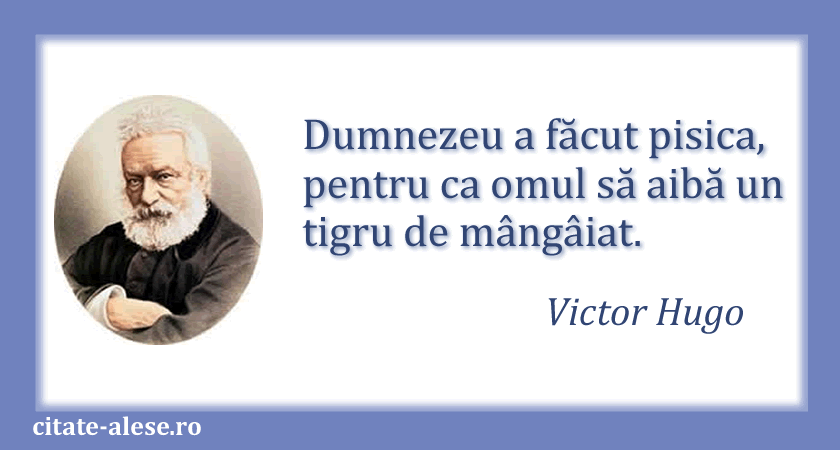 Victor Hugo, citate 03