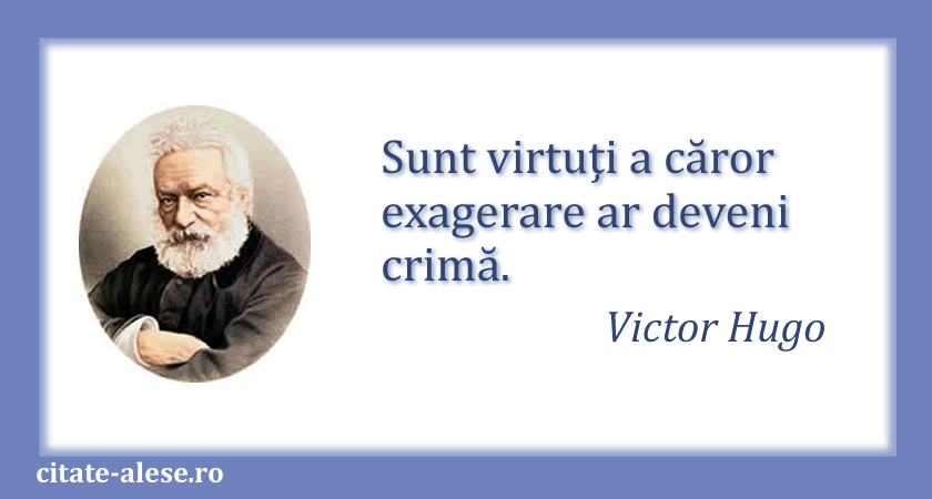 Victor Hugo, citate 04