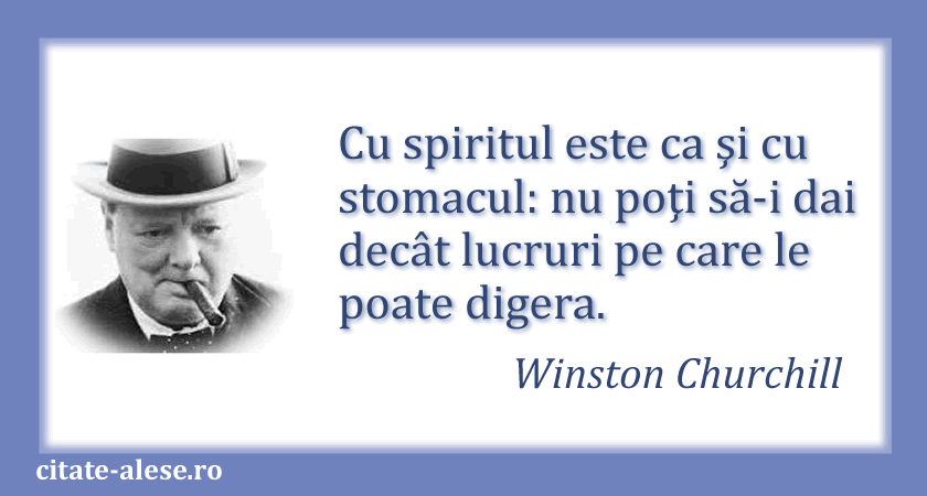 Winston Churchill, citate 05