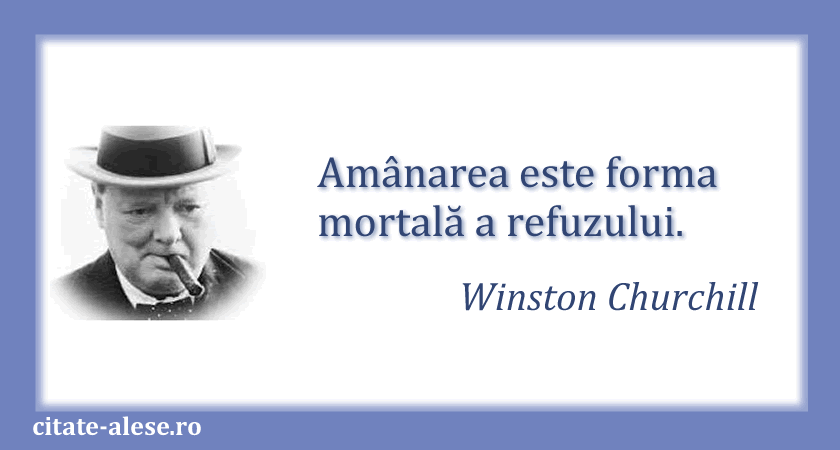 Winston Churchill, citate 08